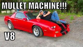 My Gender Reveal Burnout Car!! Lets Burn Them!!!!!