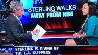 Deanne Arthur talks to KUSI about Donald Sterling and the sale of the Clippers