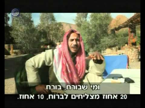 Sinai-Bedouine,  terror, slaves and Tourist.wmv
