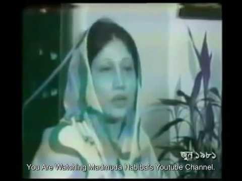 Begum Khaleda Zia, Tarique Rahman, & Arafat Rahman's TV Interview In 1981