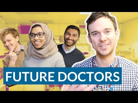 5 questions for FUTURE DOCTORS (medical student advice)