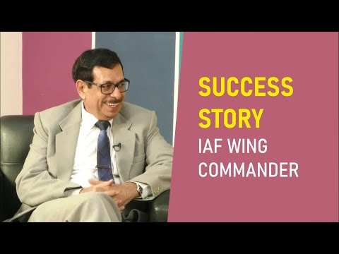 Little-known Success Story  | IAF Wing Commander to Group President HR at IRB Infra