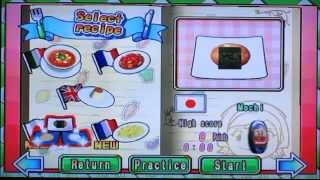 Cooking Mama Cook Off Commentary Part2 (mochi, Scrambled Eggs, Shrimp In Chili Sauce)