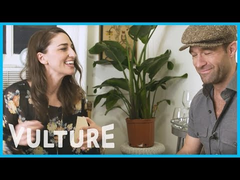 Waitress's Sara Bareilles and Chris Diamantopoulos Play Broadway Charades
