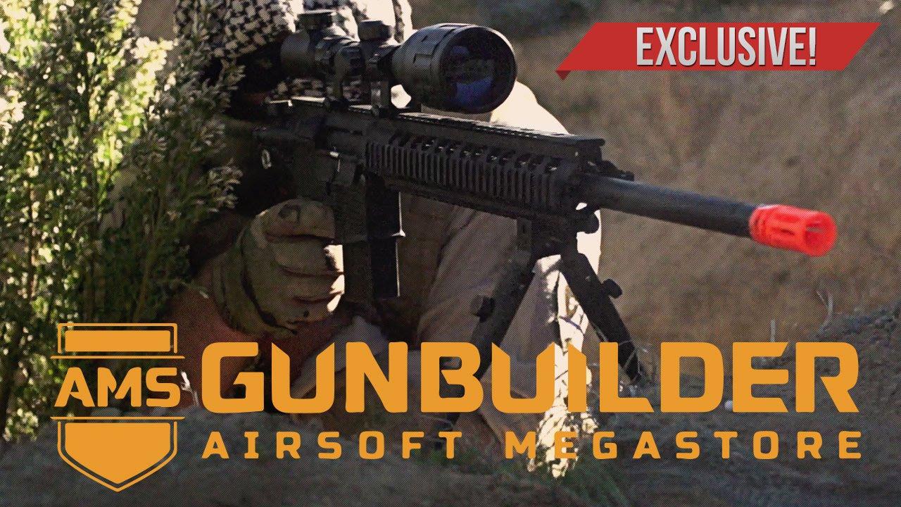 introducing airsoft custom gun