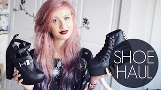 Collective Shoe Haul // Shellys London, UGG, Cute to the Core, Fashion Union Thumbnail