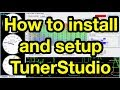 HOW TO: Install And Set Up TunerStudio For MegaSquirt
