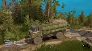MudRunner 2019  ЕДЕМ НА ПОГРУЗКУ   ГАЗ -- 66 -- Б