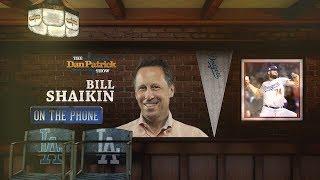 LA Times Bill Shaikin On Dodgers, Kenley Jansen's Health & More w Dan Patrick | Full Interview