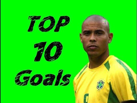 """Ronaldo """"Fenômeno"""" ● Top 10 Goals"""