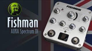 GearGossip Fishman Aura Spectrum DI Review