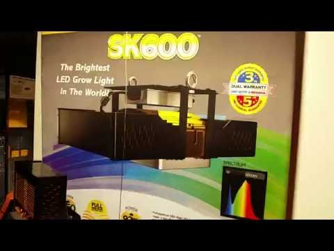 Spectrum King LED in Oakland @ the Cannabis Business Summit 2016