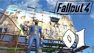 Fallout 4 - Walkthrough Part 1: The American Dream