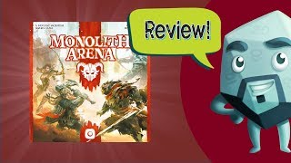 Monolith Arena Review - with Zee Garcia