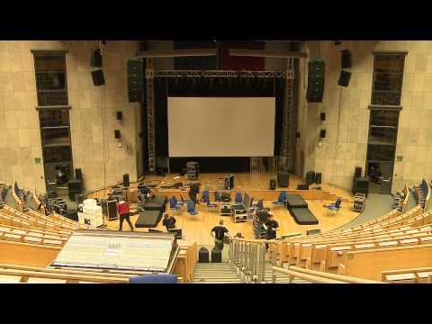 Symphonica Auditorium Maximum Timelapse