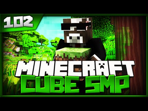 Minecraft Cube SMP - Episode 102 - National Bank Owner ( Minecraft The Cube SMP )