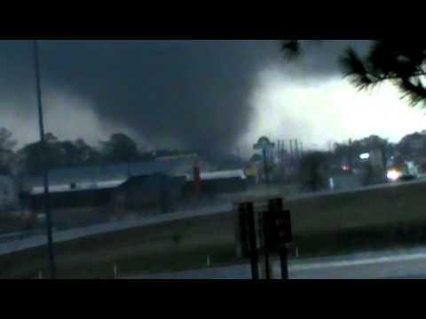 Insane Tornado on Haiti Vacation!