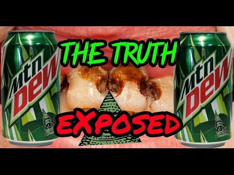 THE TRUTH ABOUT MOUNTAIN DEW: EXPOSED
