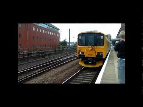 950001 Network rail at Newcastle 07/09/2011