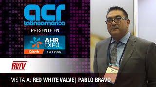 Visita a Red White Valve durante AHR Expo Orlando 2020