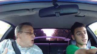 My dad is arab (arab driving school part 2)