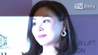 [TD영상] 고소영(Ko So Young), 변하지 않는 '특급 우아함'