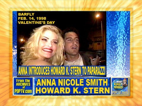 Anna Nicole Smith Introduces Howard K Stern In 1998 Youtube