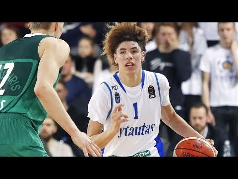 Lamelo Ball Vytautas || Lil Yachty - BABY DADDY ft. Lil Pump, Offset