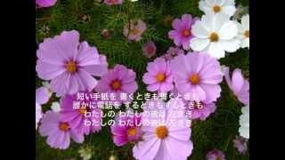 わたしの彼は左きき/麻丘めぐみ 1973年 作詞:千家和也 作曲:筒美京平.