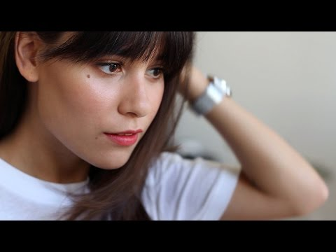 Naturkosmetik Make-Up Look - Green Beauty / natural & organic