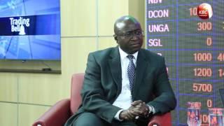 Trading Bell - Mr. Lamin Manjang, CEO, Standard Chartered Bank Kenya Limited