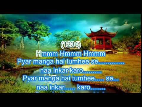 Kishore Classic Medley karaoke with scrolling lyrics