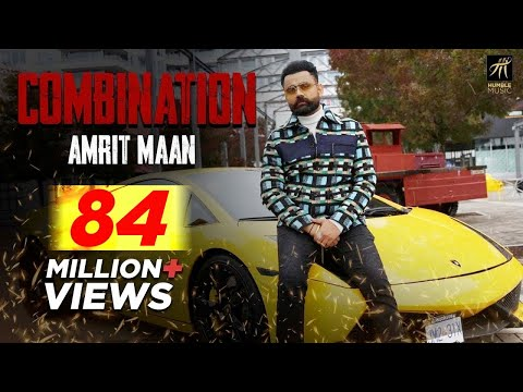 'Combination' sung by Amrit Maan