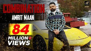Gambar cover Combination (Full Video) | Amrit Maan | Dr Zeus | Latest Punjabi Song 2019 | Humble Music
