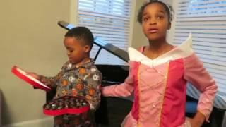 Bad Baby Secret Valentine Prince Charming   Disney Chocolate STALKER   Shasha And Shiloh Onyx Kids T