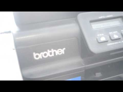 Brother MFC J200 Review