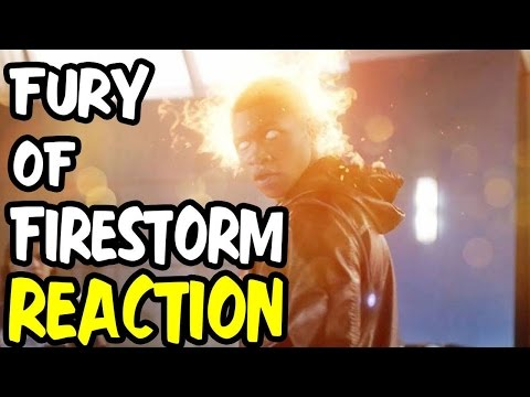 THE FLASH Season 2 Episode 4 The Fury of Firestorm NERD REACTION