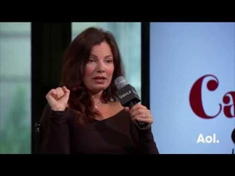 "Fran Drescher on ""Cancer Schmancer"" | BUILD Series"