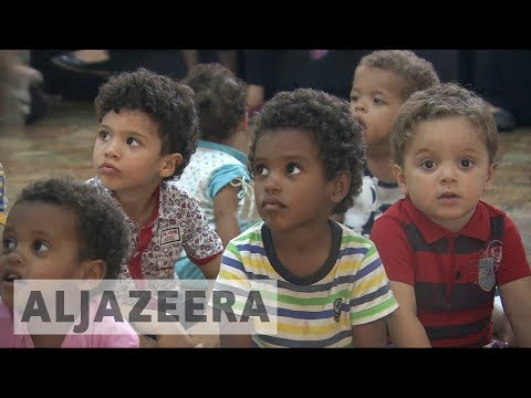 Children orphaned in Libya's conflict struggle to get help