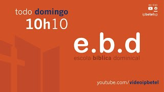 Salmo 75   Robson Magalhães #EBD #LiveBetel