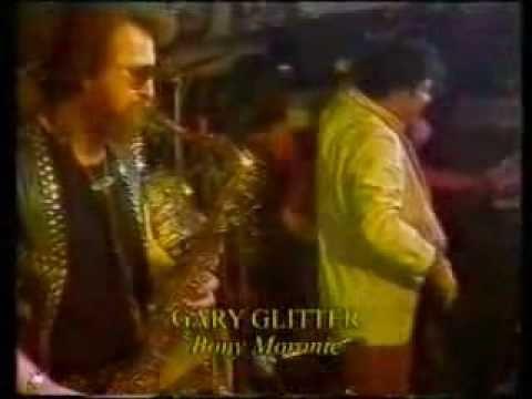 Gary Glitter - Bony Moronie