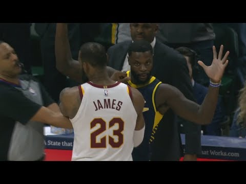 LeBron Misses Clutch Layup! Cavs Blew 22 Point Lead vs Pacers! 2017-18 Season