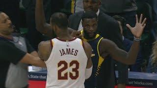 LeBron Misses Clutch Layup! Cavs Blew 22 Point Lead vs Pacers! 2017-18 Season