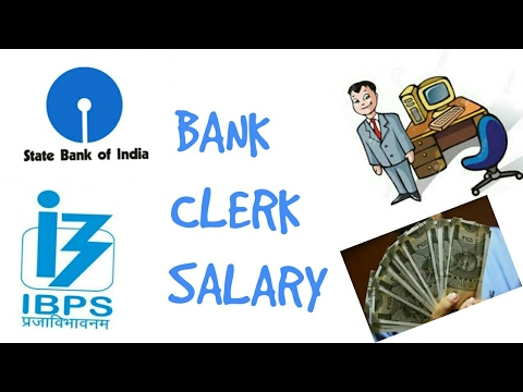 BANK CLERK SALARY MAY 2017