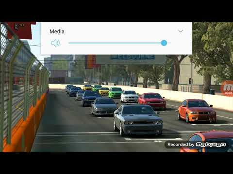 Real Racing 3 . Melbourne From 22nd to 1st position