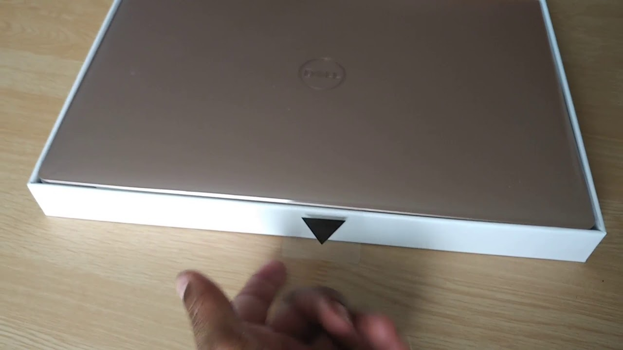 dell xps 13 9370 rose gold