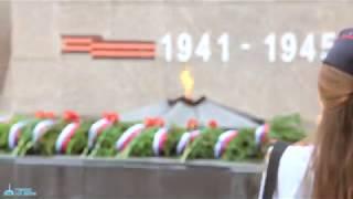 День памяти и скорби в Биробиджане