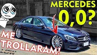 [LOW PROJECTS #03] MERCEDES SUSPENSÃO A AR 0,0? ME TROLLARAM! #EPFINAL