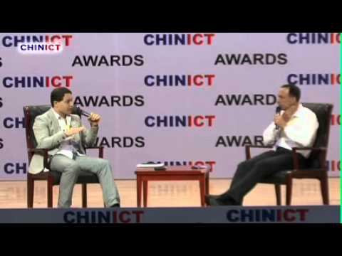 XFire CEO Speaks at the 8th CHINICT Conference in Beijing.