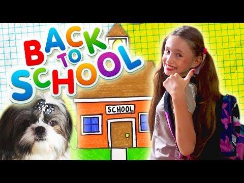 BACK TO SCHOOL! 1 - Charlotte M. | Finalmente si torna a scuola!